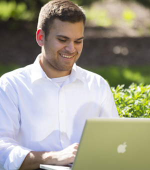 Connect with Creighton by email, phone or skype