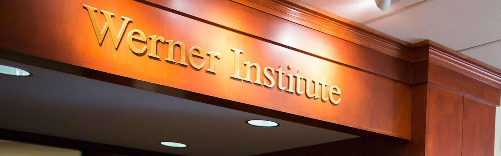 Werner Institute