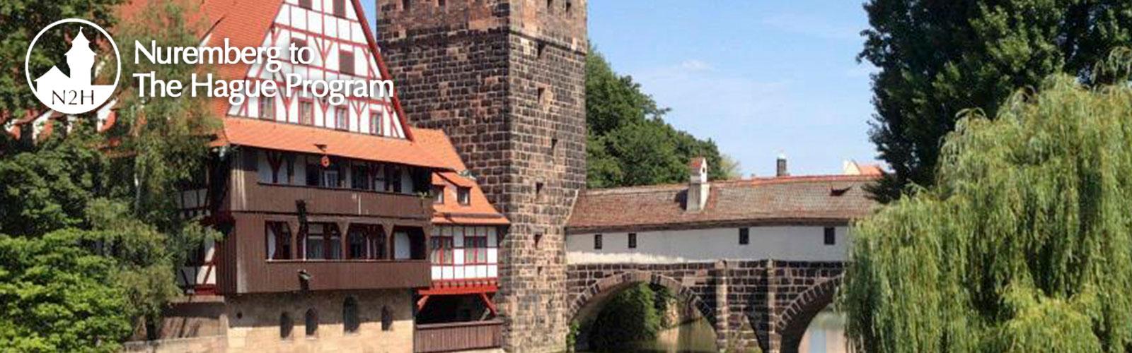 unique house in Nuremberg