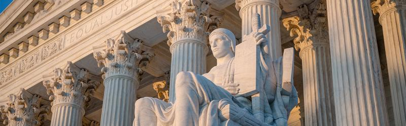 Supreme Court architecture photo