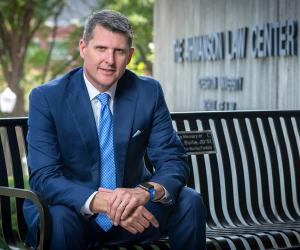 School of Law Dean Josh Fershee