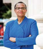 Felecia Epps, JD'83, dean and professor of law at the University of North Texas at Dallas