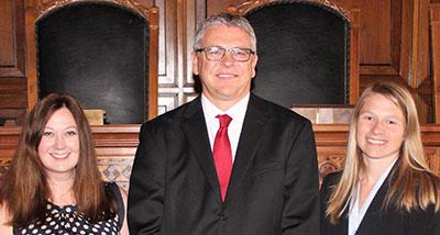 Ashley Ritter, JD'18, Creighton University School of Law Graduate