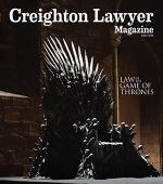 Creighton Lawyer Fall 2018 Cover thumbnail