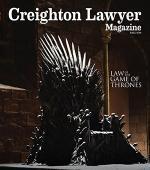 Creighton Lawyer Fall 2018 Cover thumbnail
